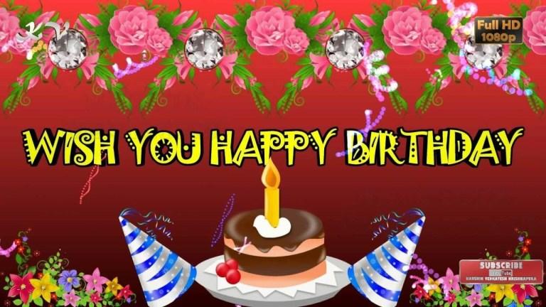musical birthday cards for whatsapp happy birthday