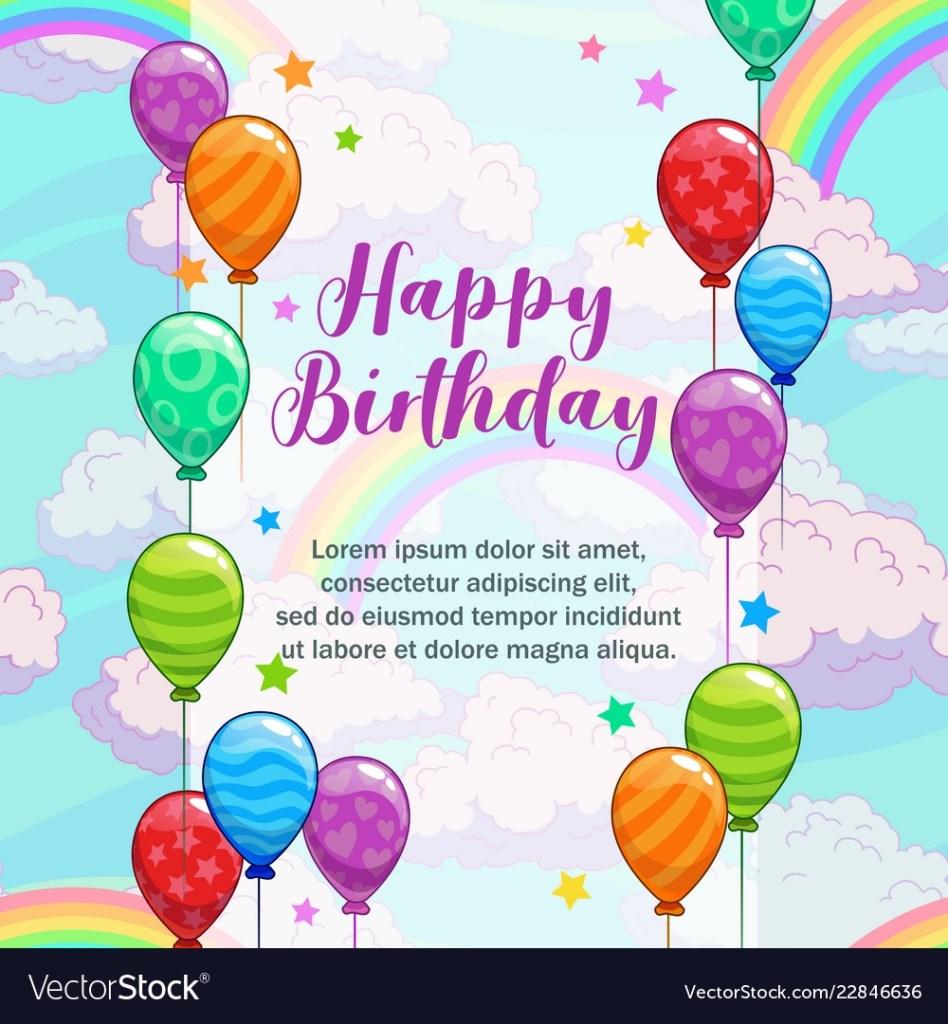 photo card birthday terete
