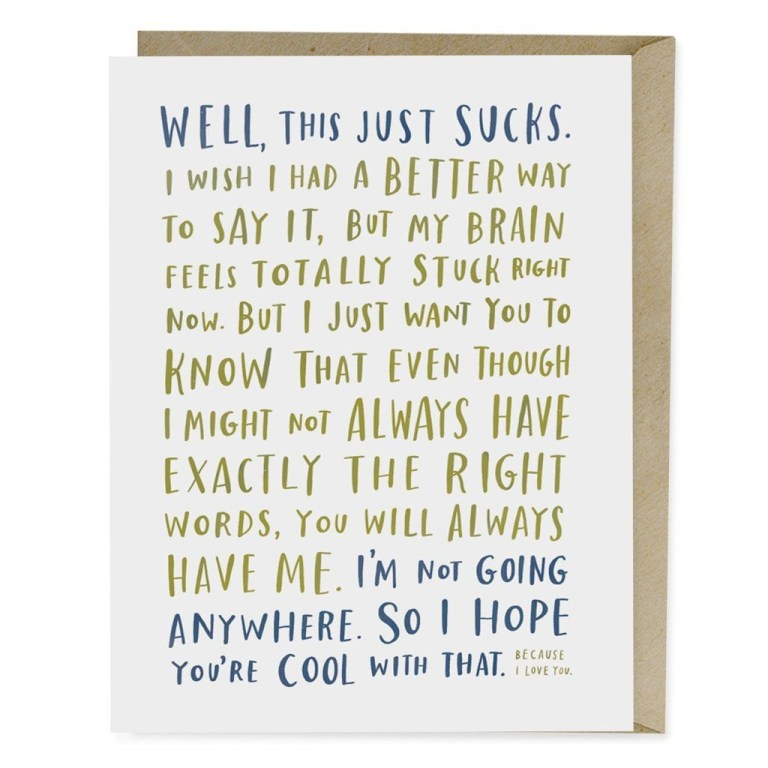 awkward sympathy empathy card empathy cards birthday