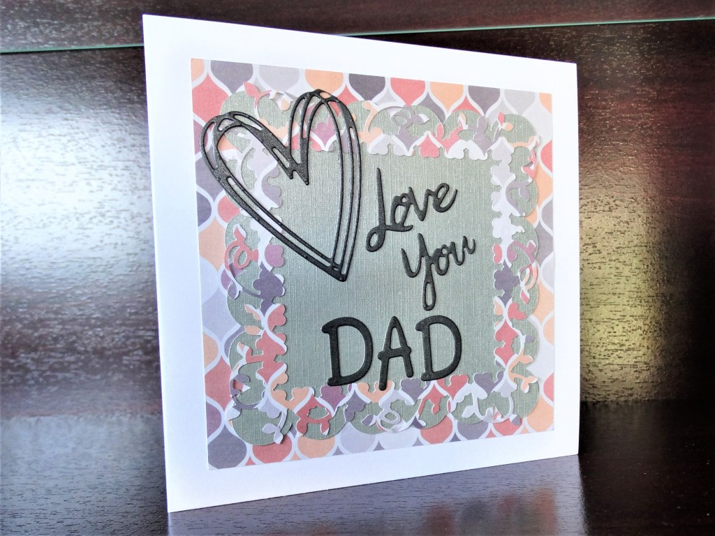 handmade greeting cards for a perfect dad happy birthday dad ideal for a fathers day card