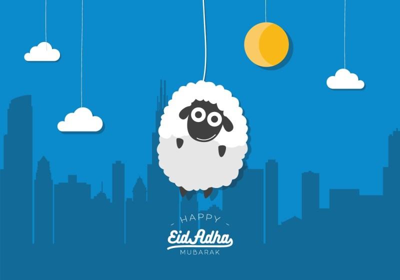 eid al adha vectors clipart
