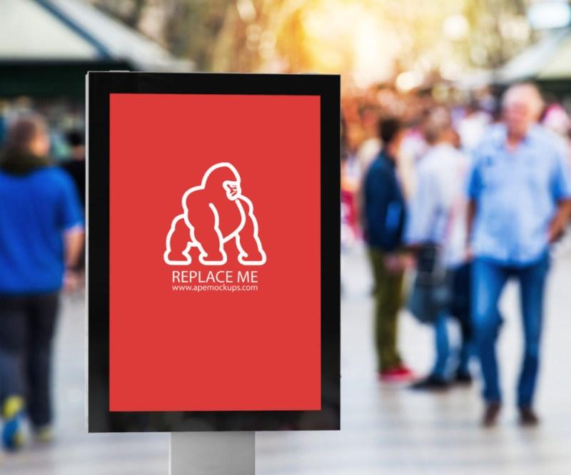 free public billboard mockup free mockups best free psd