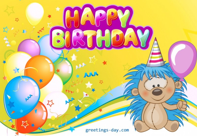 free happy birthday cards for kids funny happy birthday