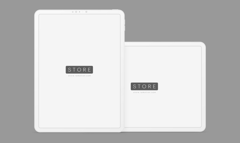 free ipad pro mockups for 2020 psd sketch july 2020