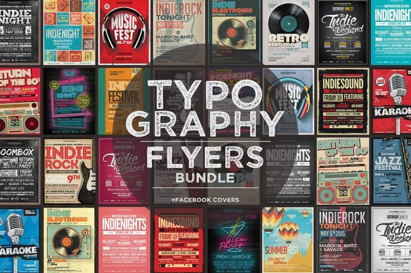 last chance 100 professional flyer templates and