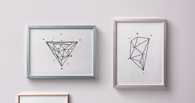 psd metal frame mockup psd mock up templates pixeden