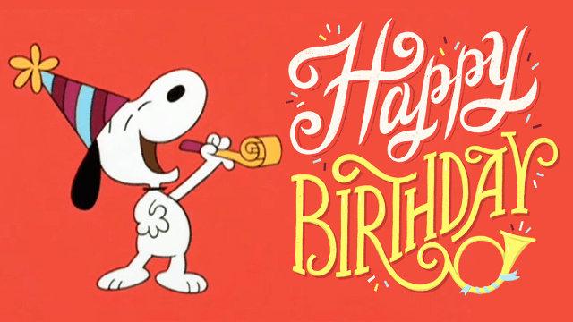 snoopys birthday blast ecard hallmark ecards