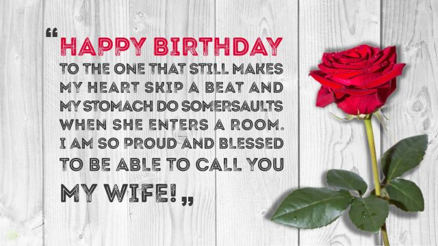 romantic birthday wishes for wife happy birthday wife funny