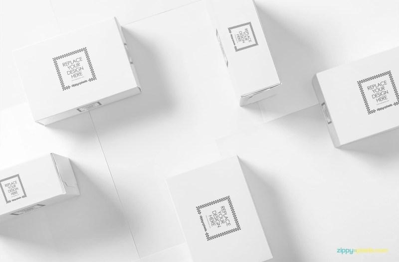 packaging box psd mockup download for free designhooks