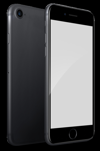 fileiphone 7 black mock up wikimedia commons