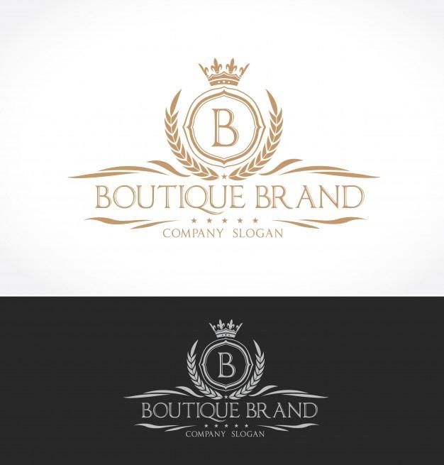 premium vector luxury logo crests logo logo design for