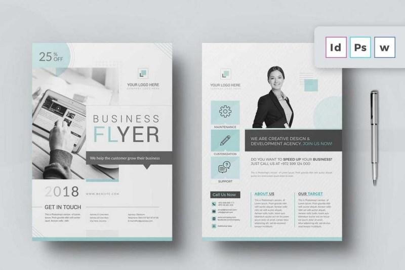 040 microsoft word brochure template mac minimal business