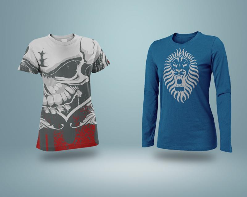 free realistic t shirt mockup psd on behance