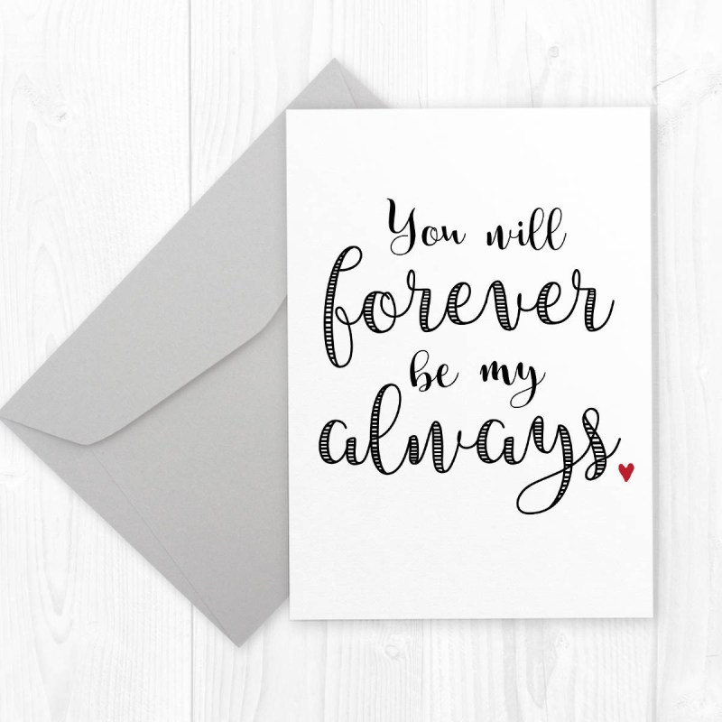 valentines day printable card for husband or wife you will