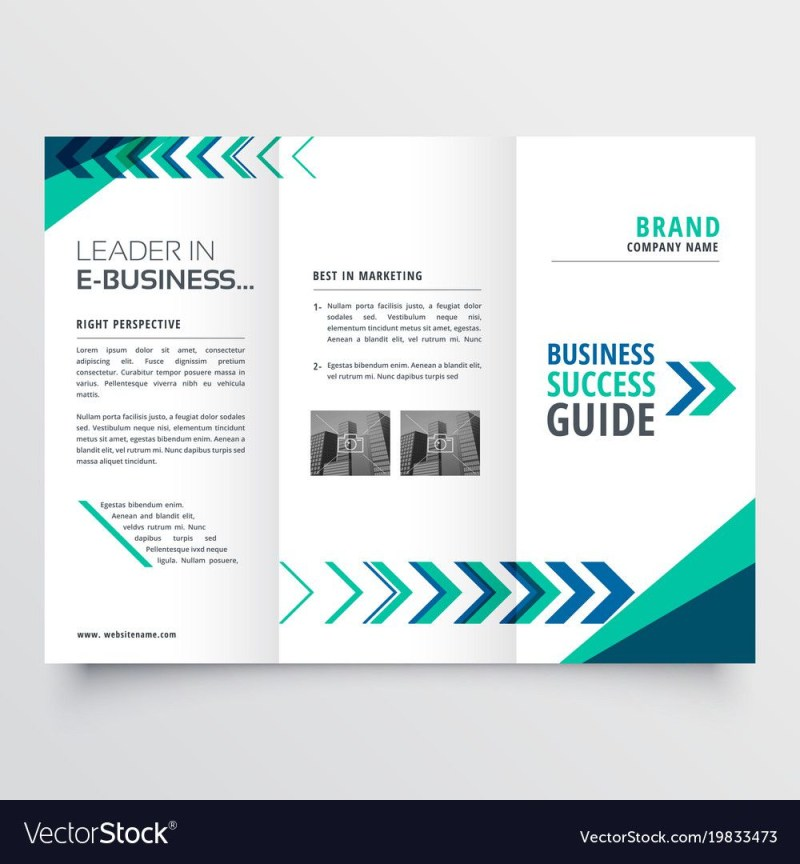 word tri fold brochure template addictionary