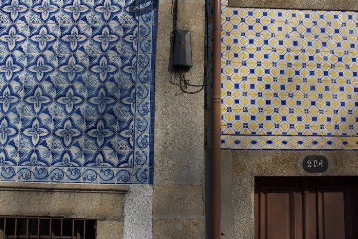 Azulejos in Portugal
