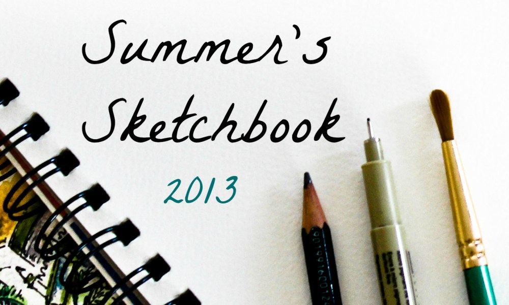 Summer's Sketchbook: Inaugural edition.