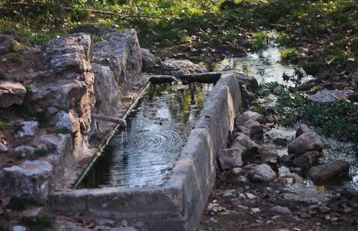 Evliya Celebi Way water