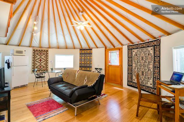 The Yurt Life 101 Yurt Rentals Around The World