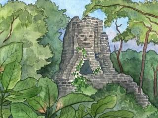 Illustrations for BBC Travel