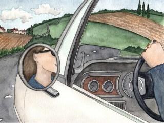 France illustrations for BBC Travel