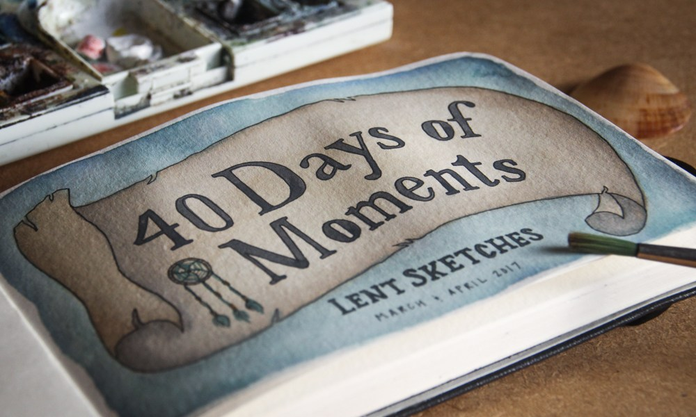 40 Days of Moments: Why I'm giving up my camera for Lent