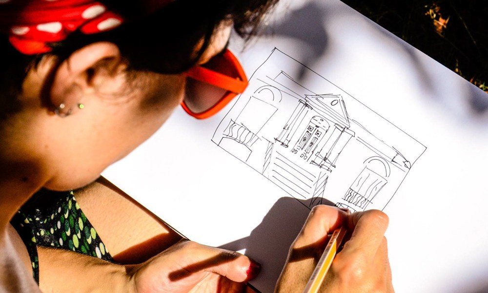 Ready, Set, Sketch: 10 tips for getting started as a sketch artist