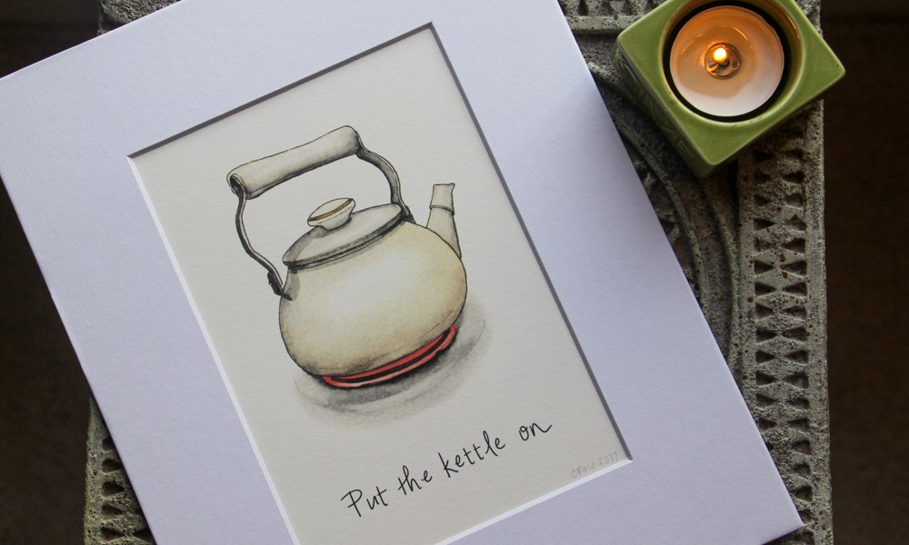"""""""Home is a Cup of Tea"""" flash sale: 72 hours and counting!"""