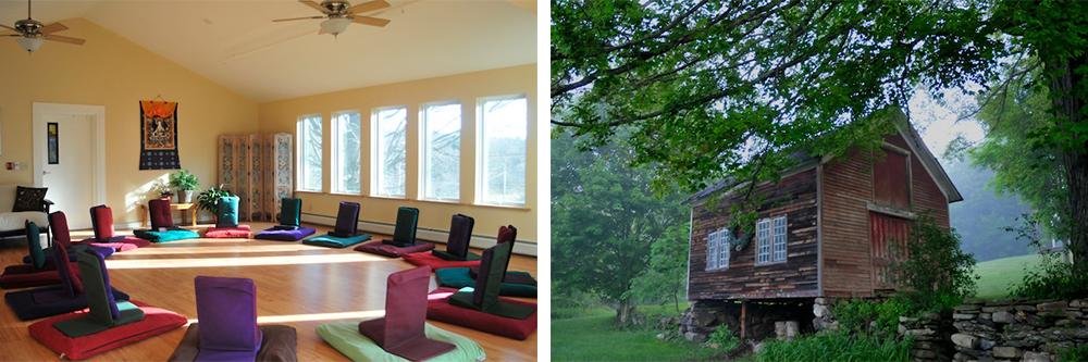 Spirit Fire Retreat Center Massachusetts