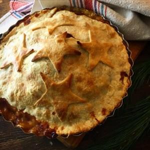 Nana-Approved Turkey Pot Pie