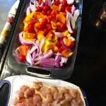 Roasted Mediterranean Chicken and Vegetables