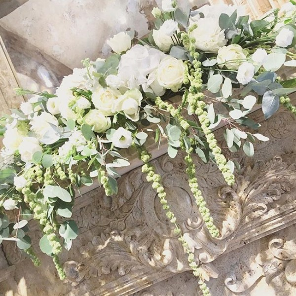 Northumberland Wedding Venue Styling