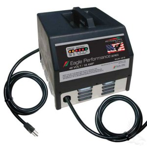 golf cart battery charger