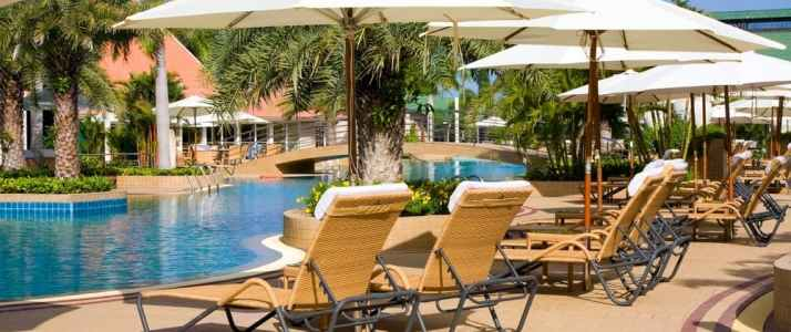 Holiday Resort Swimming Pool