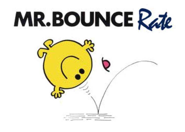 Image result for bounce rate