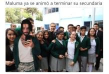 Foto de Maluma provoco burlas en redes sociales 1