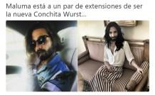 Foto de Maluma provoco burlas en redes sociales 2