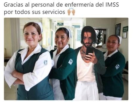 Foto de Maluma provoco burlas en redes sociales 3