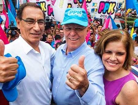 ¿Por cuál de los siguientes candidatos al Congreso por la Lista de PPK en Lima votarías?