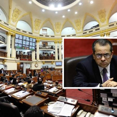 Siga En Vivo la interpelación del ministro de educación Jaime Saavedra
