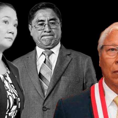 Juez vinculado a César Hinostroza seguirá viendo casación de Keiko Fujimori