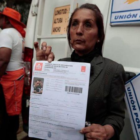 El partido con candidatos más sentenciados es Unión por el Perú