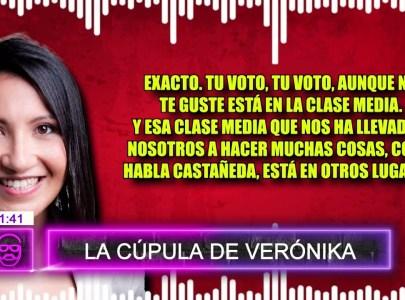 Marité Bustamante, de Juntos por el Perú, lanza comentarios clasistas contra los asentamientos humanos