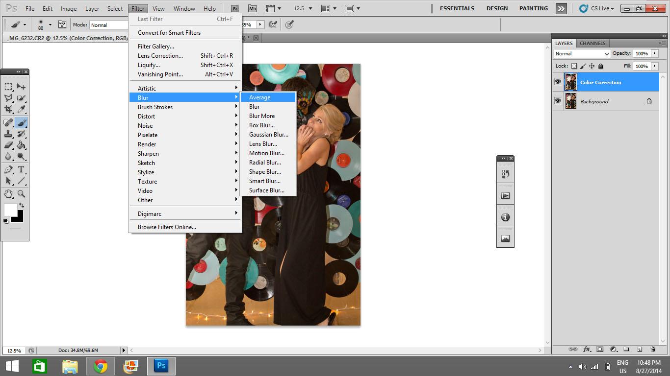 Online color invert picture - Color Correction Tutorial