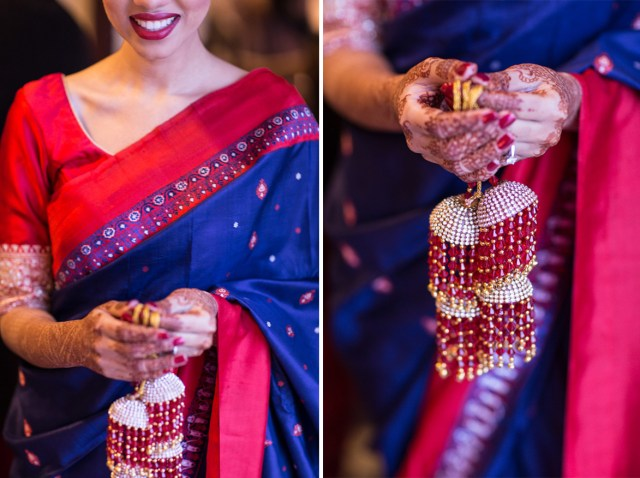 Desi wedding by Cass Poblah