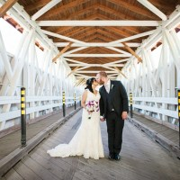 Rosemin and Mike's Intimate At-home Wedding and Reception at Ristorante Beatrice