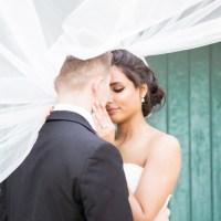 Shannen and Felipe's Rustic-Glam Wedding at La Distinction in Joliette