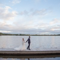 An Intimate and Timeless Chateau Montebello Wedding