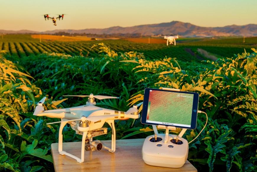 dronescrops
