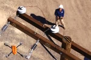 drone wire